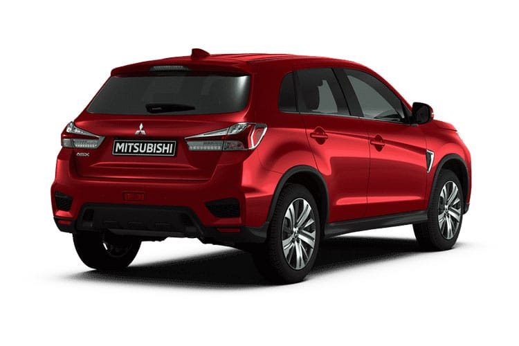 Mitsubishi ASX SUV 2wd 2.0 MIVEC 150PS Exceed 5Dr Manual [Start Stop] back view