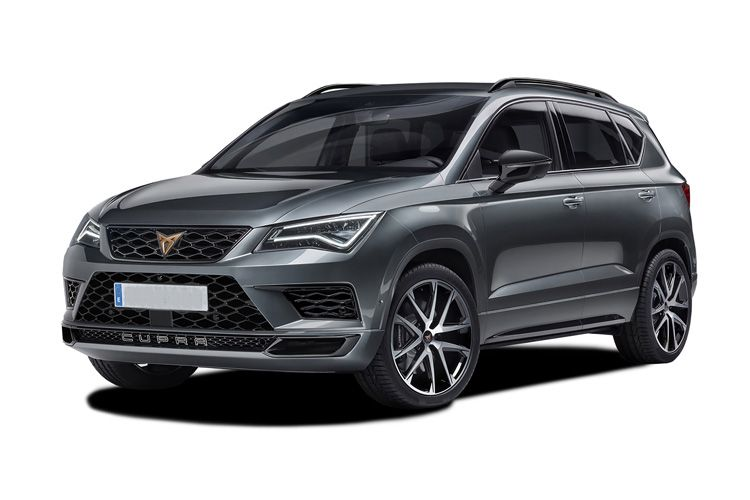 CUPRA Ateca SUV 4Drive 2.0 TSI 300PS  5Dr DSG [Start Stop] back view