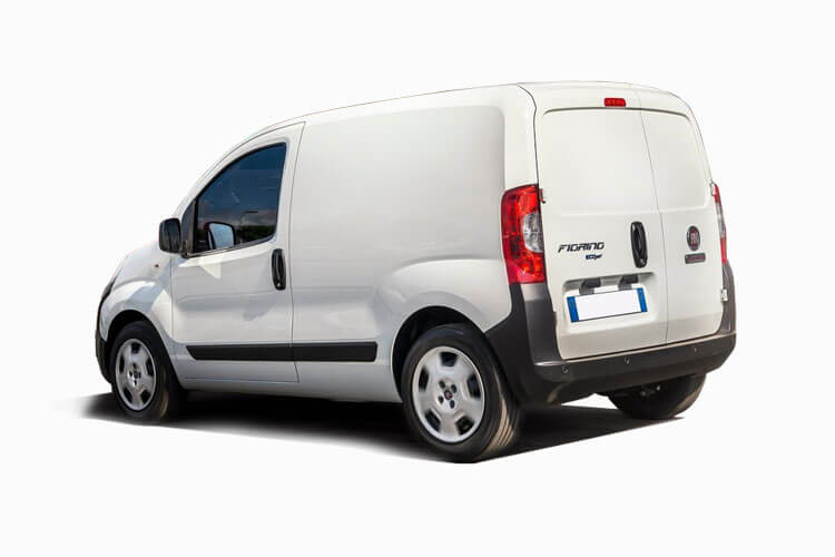 Fiat Fiorino Combi M1 5Dr 1.3 MultijetII FWD 80PS SX Combi Manual [Start Stop] back view