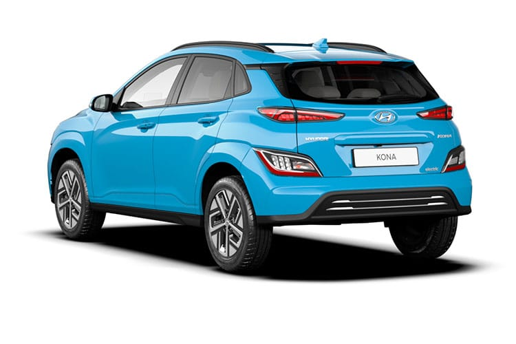 Hyundai KONA SUV 1.0 T-GDi MHEV 120PS SE Connect 5Dr Manual [Start Stop] back view