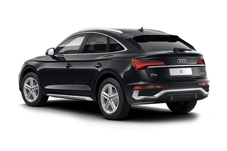 Audi Q5 40 SUV quattro 5Dr 2.0 TDI 204PS S line 5Dr S Tronic [Start Stop] back view