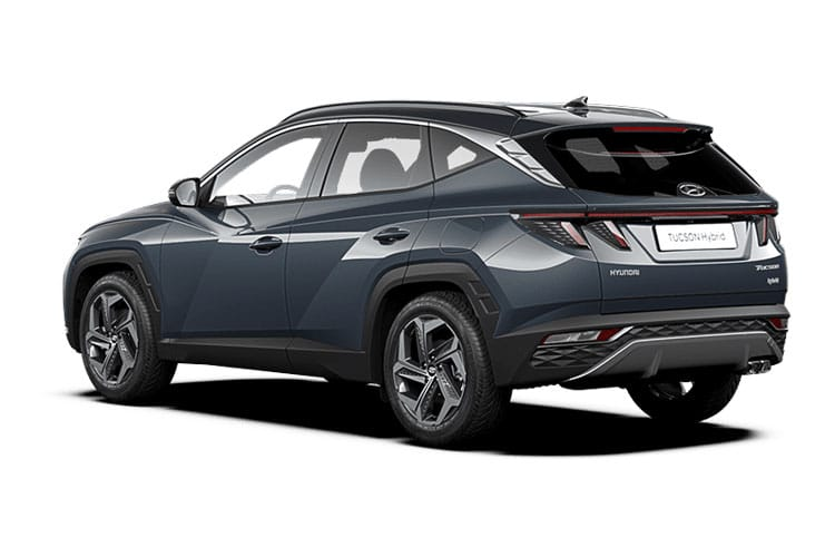 Hyundai Tucson SUV 1.6 T-GDi MHEV 150PS Ultimate 5Dr Manual [Start Stop] back view