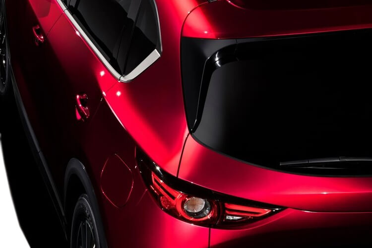 Mazda CX-5 SUV 2.2 SKYACTIV-D 150PS Sport 5Dr Auto [Start Stop] detail view