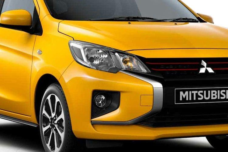 Mitsubishi Mirage Hatch 5Dr 1.2  79PS First Edition 5Dr CVT [Start Stop] detail view