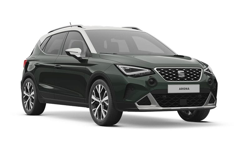 SEAT Arona SUV 1.0 TSI 110PS SE Technology 5Dr DSG [Start Stop] front view