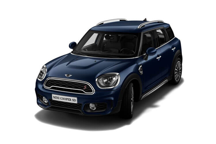 MINI Countryman Cooper S 2.0  178PS Classic 5Dr Steptronic [Start Stop] front view