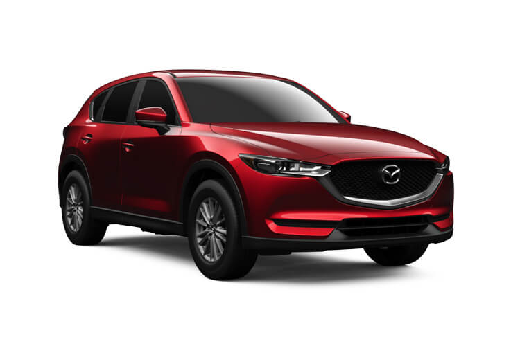 Mazda CX-5 SUV 2.2 SKYACTIV-D 150PS Sport Nav+ 5Dr Manual [Start Stop] [Safety] front view