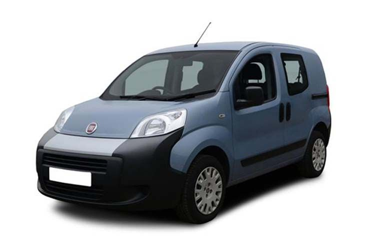 Fiat Fiorino Combi M1 5Dr 1.3 MultijetII FWD 80PS SX Combi Manual [Start Stop] front view