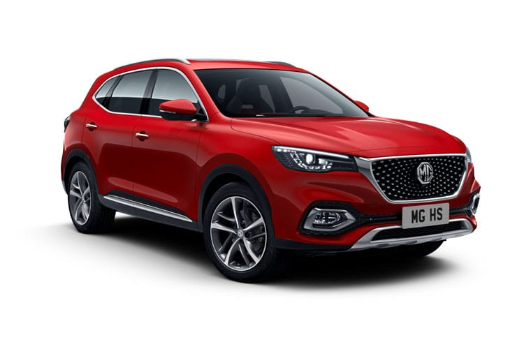 MG Motor UK MG HS SUV 1.5 T-GDI 162PS Exclusive 5Dr Manual [Start Stop] front view