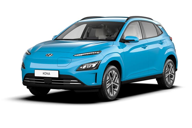 Hyundai KONA SUV 1.0 T-GDi MHEV 120PS SE Connect 5Dr Manual [Start Stop] front view