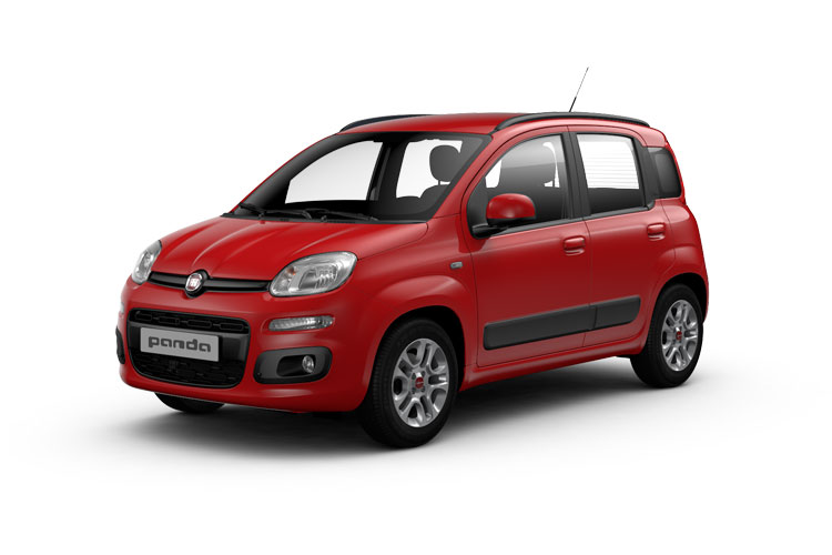 Fiat Panda Hatch 5Dr 0.9 TwinAir 85PS City Cross 5Dr Manual [Start Stop] front view