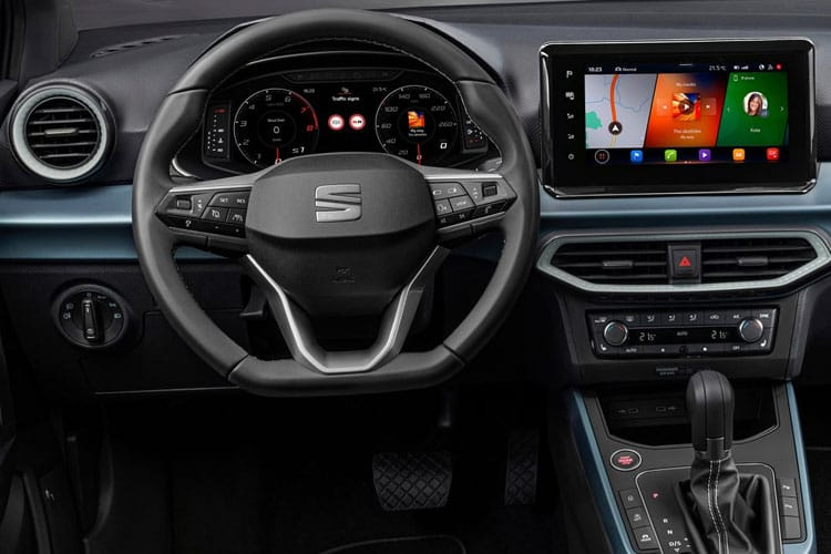 SEAT Arona SUV 1.0 TSI 110PS SE Technology 5Dr DSG [Start Stop] inside view