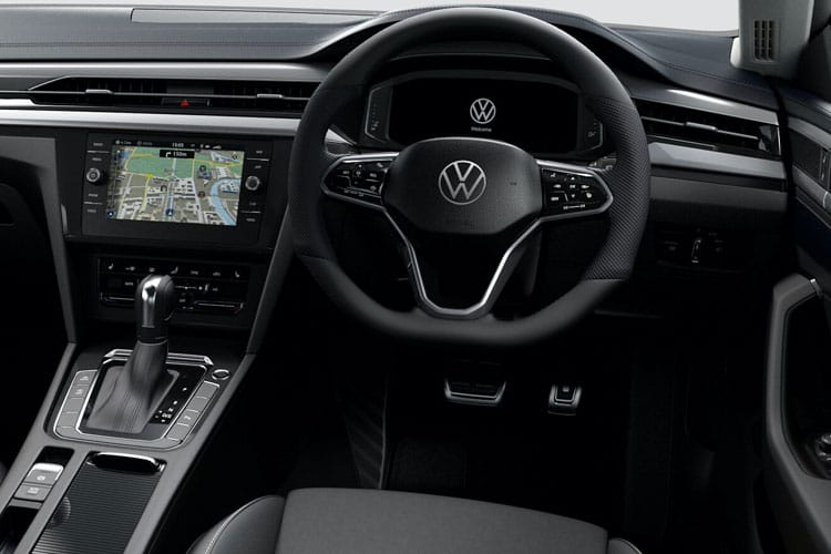 Volkswagen Arteon Fastback 5Dr 1.5 TSI 150PS R-Line 5Dr Manual [Start Stop] inside view