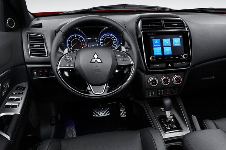 Mitsubishi ASX SUV 2wd 2.0 MIVEC 150PS Exceed 5Dr Manual [Start Stop] inside view