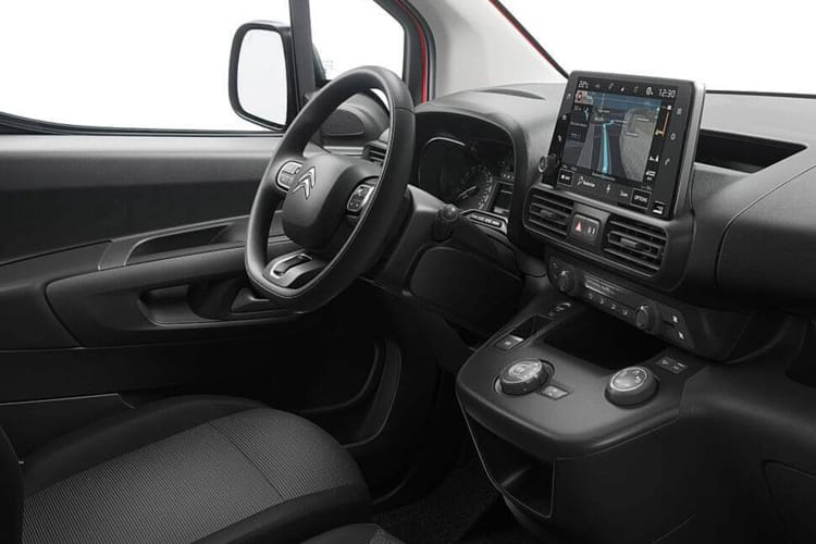 Citroen Berlingo M 1000Kg 1.5 BlueHDi FWD 130PS Driver Van EAT8 [Start Stop] inside view