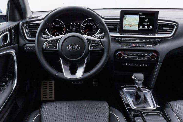 Kia Ceed Hatch 5Dr 1.5 T-GDI 158PS 3 5Dr Manual [Start Stop] inside view
