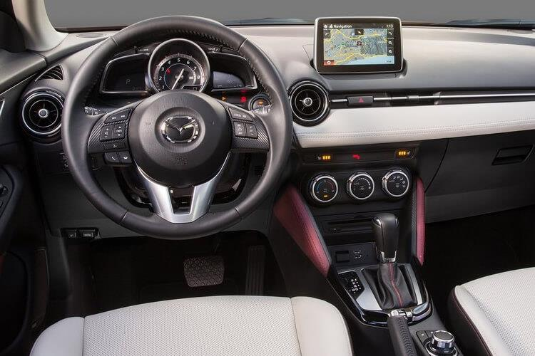 Mazda CX-3 SUV 2.0 SKYACTIV-G 121PS Sport Nav+ 5Dr Manual [Start Stop] [Stone Lthr Safety] inside view