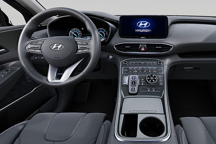 Hyundai KONA SUV 1.0 T-GDi MHEV 120PS SE Connect 5Dr Manual [Start Stop] inside view