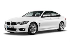 BMW 4 Series Hatchback 420 Gran Coupe 2.0 i 184PS M Sport 5Dr Manual [Start Stop] [Plus]