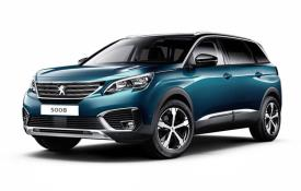 Peugeot 5008 SUV SUV 1.5 BlueHDi 130PS GT 5Dr EAT8 [Start Stop]