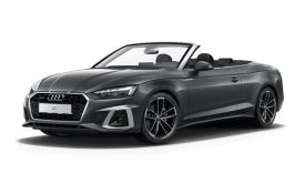 Audi A5 Convertible 40 Cabriolet quattro 2Dr 2.0 TDI 204PS S line 2Dr S Tronic [Start Stop] [Comfort Sound]