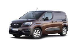 Vauxhall Combo Van Cargo L1 2000 1.5 Turbo D FWD 75PS Sportive Van Manual