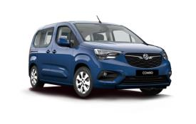 Vauxhall Combo MPV Life MPV 1.2 Turbo 130PS Elite 5Dr Auto [Start Stop] [7Seat]