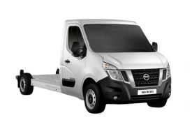 Nissan NV400 Chassis Cab L2 35 FWD 2.3 dCi FWD 150PS Acenta Chassis Cab Manual [Start Stop]