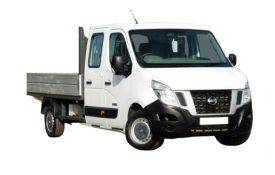 Nissan NV400 Dropside Double Cab L3 35 FWD 2.3 dCi FWD 150PS Tekna Dropside Double Cab Auto [Start Stop]