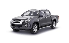 Isuzu D-MAX Pickup Pick Up Double Cab 4wd 1.9 TD 4WD 164PS DL40 Pickup Double Cab Auto [Start Stop]