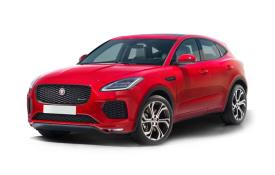 Jaguar E-PACE SUV SUV AWD 2.0 i MHEV 200PS S 5Dr Auto [Start Stop]