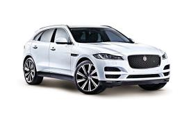 Jaguar F-PACE SUV SUV AWD 2.0 i 250PS S 5Dr Auto [Start Stop]
