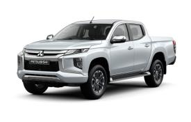 Mitsubishi L200 Pickup Pick Up Double Cab 4wd 2.2 DI-D 4WD 150PS Warrior Pickup Double Cab Auto [Start Stop] [Lthr]