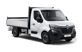 Renault Master Dropside MWB 35 RWD 2.3 dCi RWD 130PS Business Dropside Manual