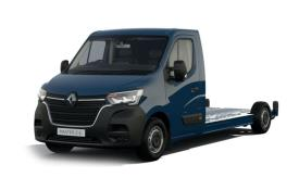 Renault Master Chassis Cab MWBL 35TW 4X4 2.3 dCi ENERGY DR4 145PS Business Chassis Cab Manual [Start Stop]