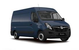 Vauxhall Movano Van High Roof R35 L3 2.3 CDTi BiTurbo RWD 130PS Edition Van High Roof Manual