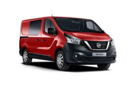 Nissan NV300 Crew Van L1 30 2.0 dCi FWD 145PS Acenta Crew Van Manual [Start Stop]