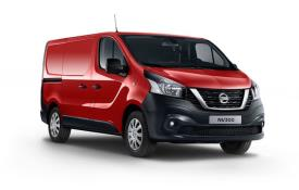 Nissan NV300 Van L2 30 2.0 dCi FWD 120PS Visia Van Manual