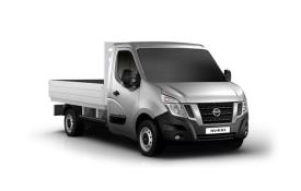 Nissan NV400 Dropside L3 35 FWD 2.3 dCi FWD 135PS Acenta Dropside Manual