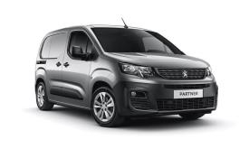 Peugeot Partner Van Standard 650Kg 1.5 BlueHDi FWD 75PS Professional Van Manual