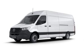 Mercedes-Benz Sprinter Van High Roof eSprinter L2 FWD Elec 55kWh 85KW FWD 116PS Progressive Van High Roof Auto [20kW Charger]