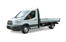 Ford Transit Dropside 350HD L4 RWD 2.0 EcoBlue DRW 170PS Leader Premium Dropside Manual [Start Stop]