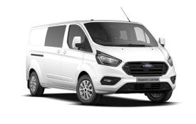 Ford Transit Custom Crew Van 300 L1 2.0 EcoBlue FWD 170PS Limited Crew Van Manual [Start Stop] [DCiV]