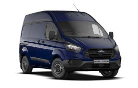 Ford Transit Custom Van High Roof 320 L2 2.0 EcoBlue FWD 130PS Limited Van High Roof Manual [Start Stop]