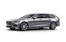Volvo V90 Estate Estate AWD 2.0 B6 MHEV 300PS R DESIGN 5Dr Auto [Start Stop]