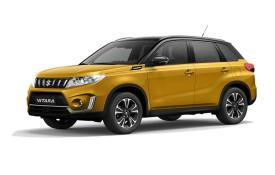 Suzuki Vitara SUV SUV 1.4 Boosterjet MHEV 129PS SZ-T 5Dr Manual [Start Stop]