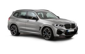 BMW X3 SUV xDrive20 SUV 2.0 d MHT 190PS M Sport 5Dr Auto [Start Stop] [Plus]
